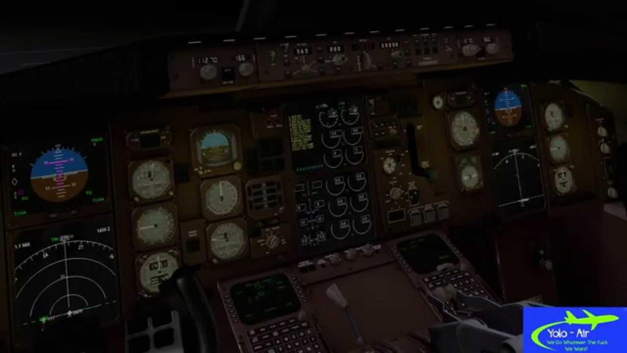Saturday Stream part 1/3 - 2014 10 18 | FF 757-200 | ZSPD-RPLL | X-Plane 10