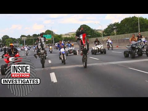 Michael J. - Illegal Dirt Bikers Invade Cities Across Country, Blocking First Responders