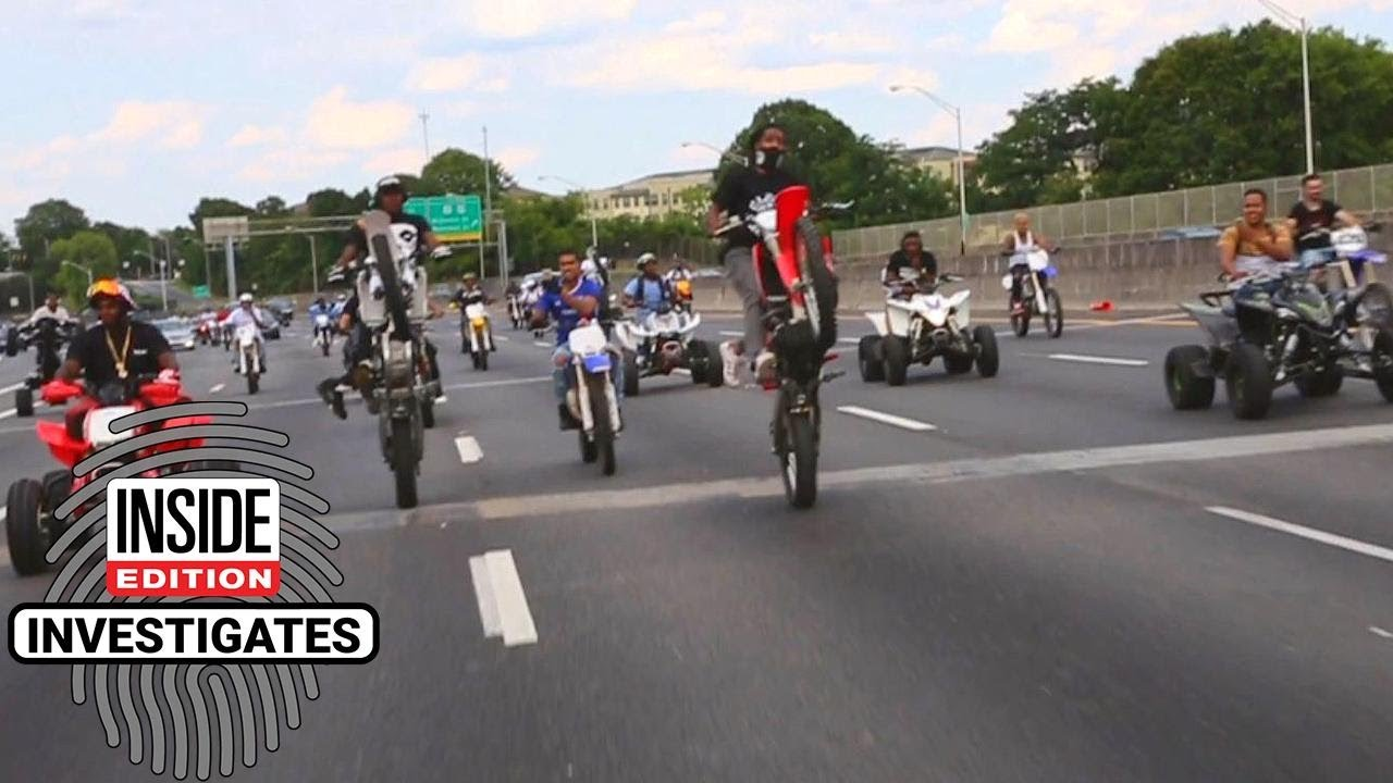 Download Dangerous Dirt Bikers Invade City Streets Across the Country