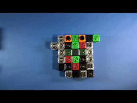 Video thumbnail of Cubelets