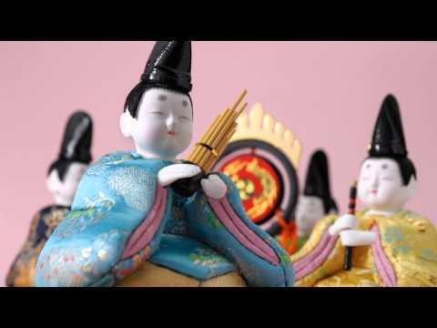 Gagaku, court music of Japan: Manzairaku Tokyoku [萬歳楽 当曲]