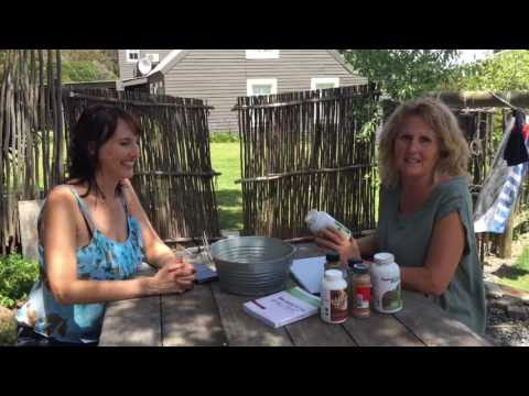 The Natural Way Network – 100 days to health - Live with Mary-Ann Shearer