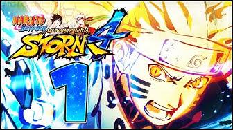 DER KRIEG GEHT WEITER! - #01 - Naruto Shippuden: Ultimate Ninja Storm 4 [LETS PLAY]