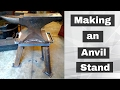 How To Make an Anvil Stand : My Favorite DIY Anvil Stand + Anvil Stand Plans available!