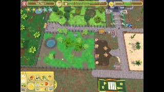 Zoo Tycoon 2 - Extinct Animals: The Hard Way Walkthrough PC
