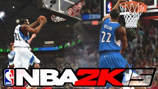 NBA 2k15 Andrew Wiggins Trailer