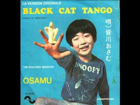 Osamu - Black cat tango