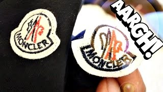 moncler jacket real vs fake