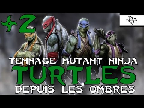 Teenage Mutant Ninja Turtles : Depuis les Ombres - Episode 2 - royleviking [FR HD]