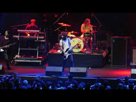 The All-American Rejects - I Wanna - San Diego, Ca. 07/21/2016