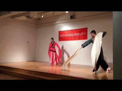 NYCCC Chinese New Year Performance 2017 at BRONX Museum