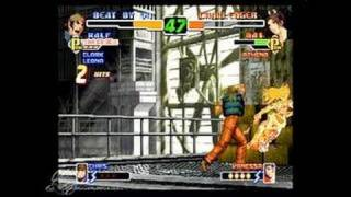 The King of Fighters 2000 PlayStation 2