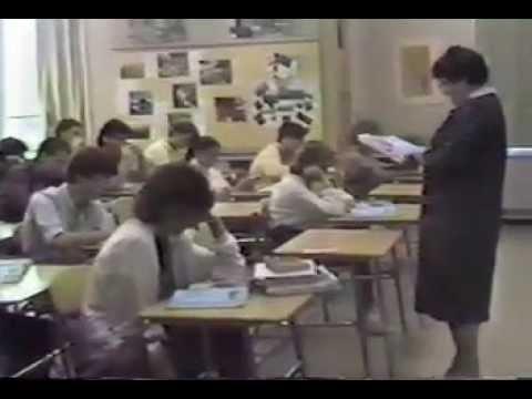 Windham High School in 1986