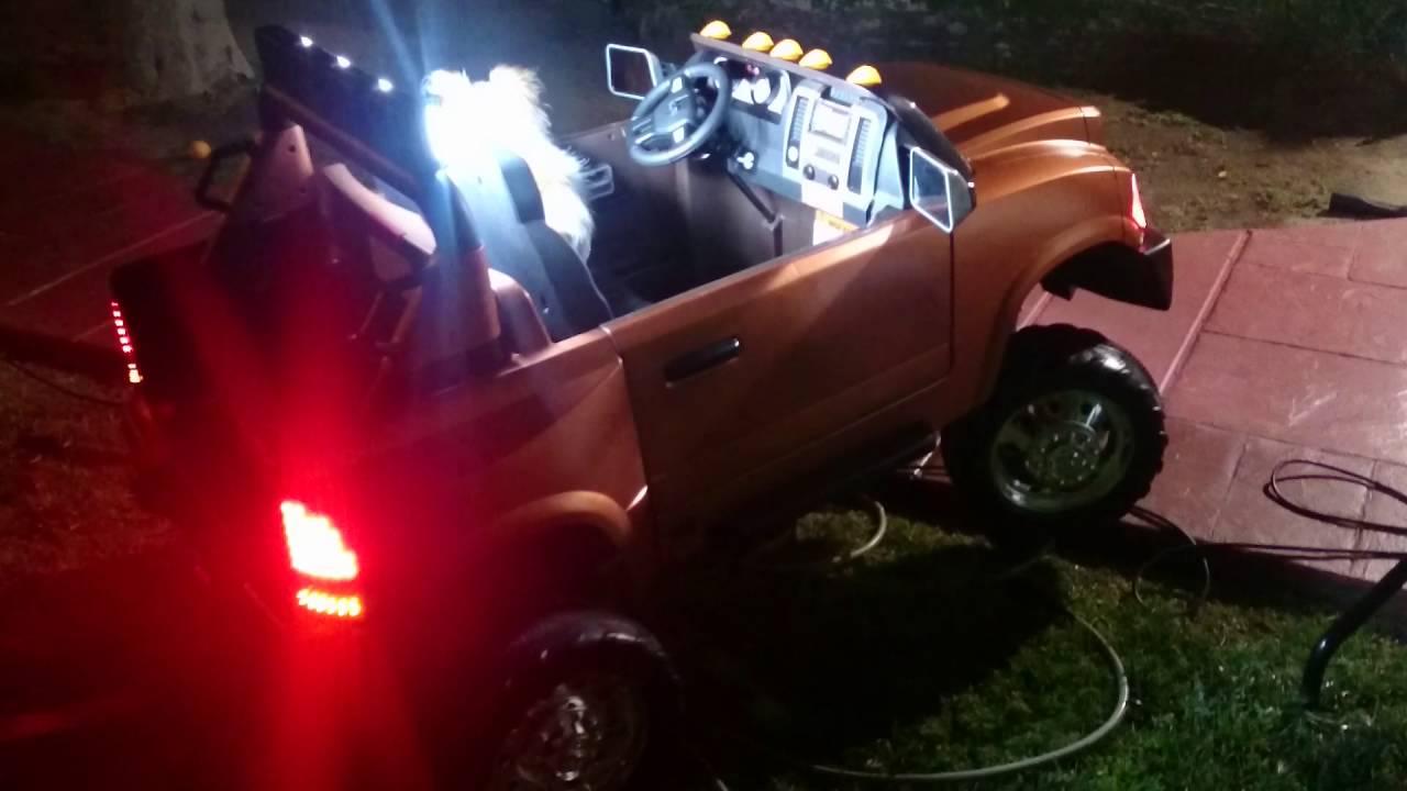 Power Wheels Kid Trax Dodge Ram  Ud83d Udc0f