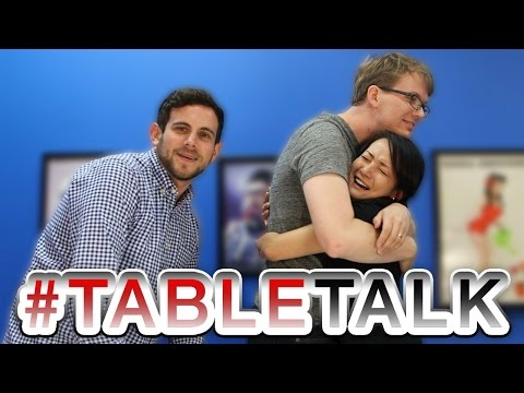 "Hank Green Says ""No More Anal"" On #TableTalk!"