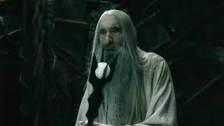 Галадриэль против Саурона.