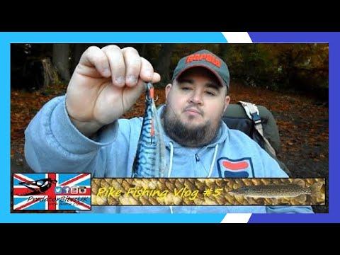 Vlog #5 - Back To THE PONDS.... (Pike Fishng) - PredatorBitesUK