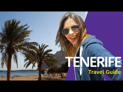 🇪🇸TENERIFE TRAVEL GUIDE
