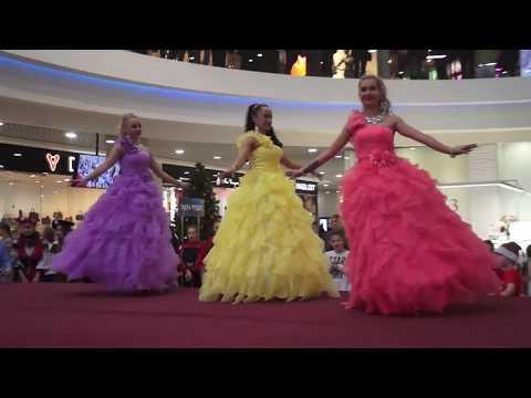 Сказочные феи от шоу-балета Пантера. Вокал- Гвоздецкая Алена, Иркутск