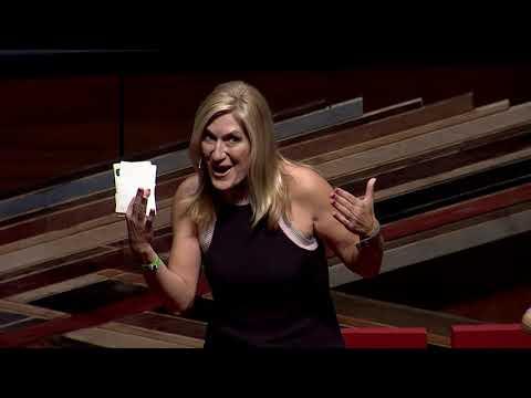 My Big Fat Nose | Michelle Bandur | TEDxOmaha
