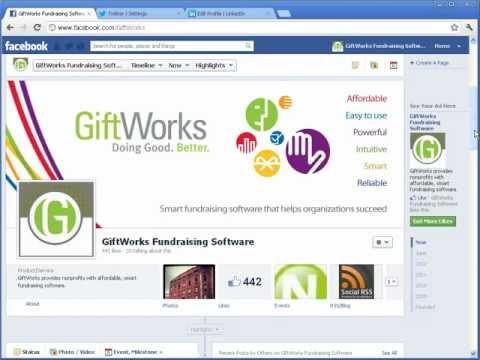 Social Media Integration (Facebook, Twitter, and LinkedIn)