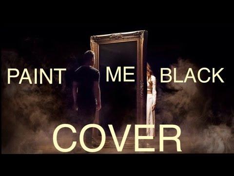 Paint Me Black By Ben Hazlewood & Mali Koa Hood - Cover