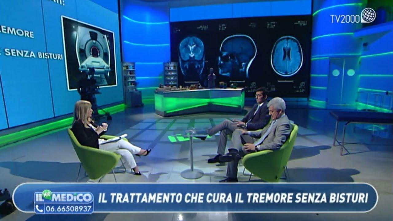 tremore della prostata