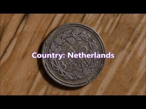 10 Cents Wilhelmina 1930 Netherlands