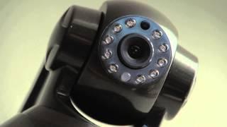 iSmart 720p HD Wireless IP Indoor Security Camera