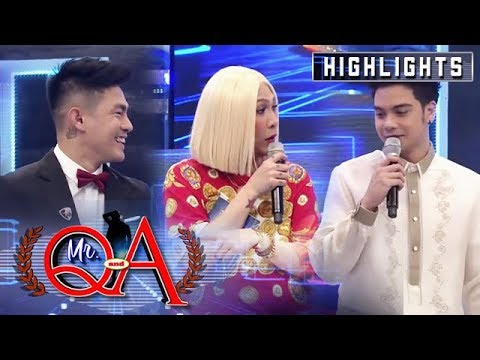 Vice challenges Ion and Eris | It's Showtime Mr Q and A