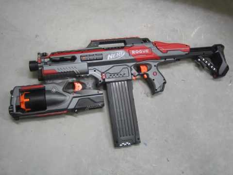 Coolest nerf gun paint jobs part 3