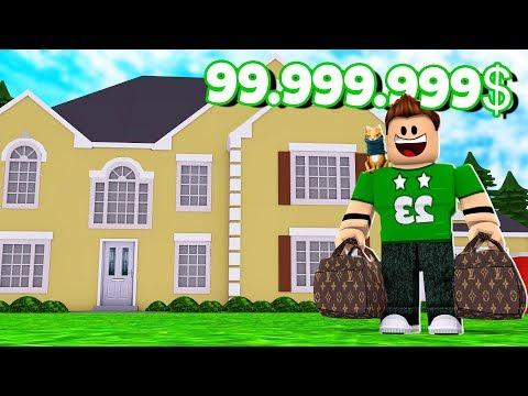 ¡¡ VACACIONES DE 99.999.999$ EN ROBLOX !!