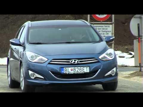 Test Hyundai i40 Business