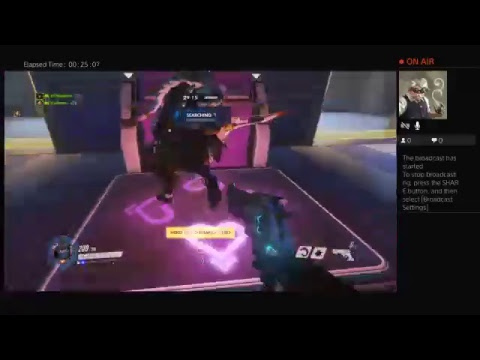 yayuman348 Overwatch 1st official gaming  live stream