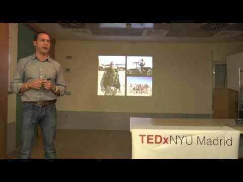TEDxNYU Madrid: It Was Wonderful but I hated It by Rodrigo Urbina