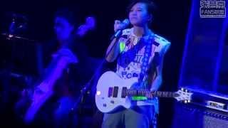 2012-12-23 張芸京 「我陪你」亞洲巡迴演唱會台北站 我沒有瘋