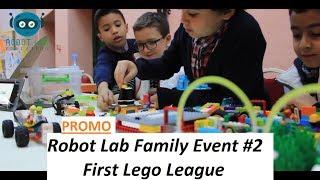 PROMO-Robot LAB Family Event #2