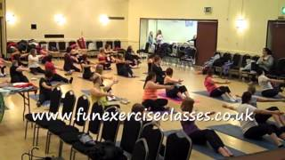 Yoga Pilates Exercise Class Wickford, Rayleigh Essex