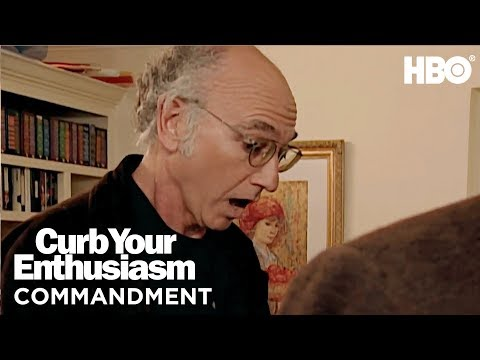 Curb Commandment: Proof Read | Curb Your Enthusiasm (2017) | HBO