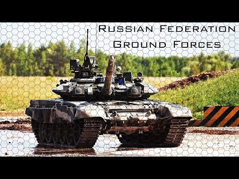 Russian Ground Forces Montage - Reborn From Ashes
