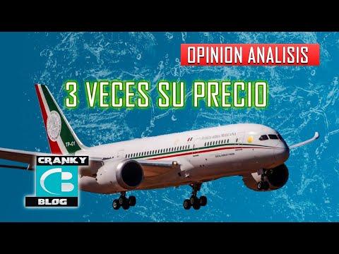 La Realidad Sobre La RIFA Del AVION PRESIDENCIAL Y Porque Lo Pagaremos 3 Veces.