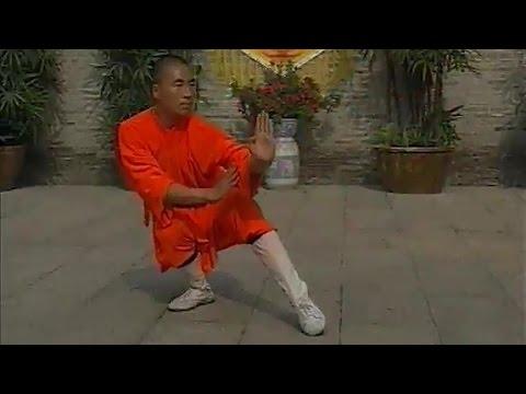 Shaolin big eastward kung fu (guandong quan)