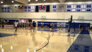 San Bernardino Valley College Womens Volleyball