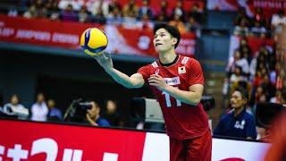 The Most Powerful Volleyball Serves by Yuji Nishida | 西田 有志 (HD)