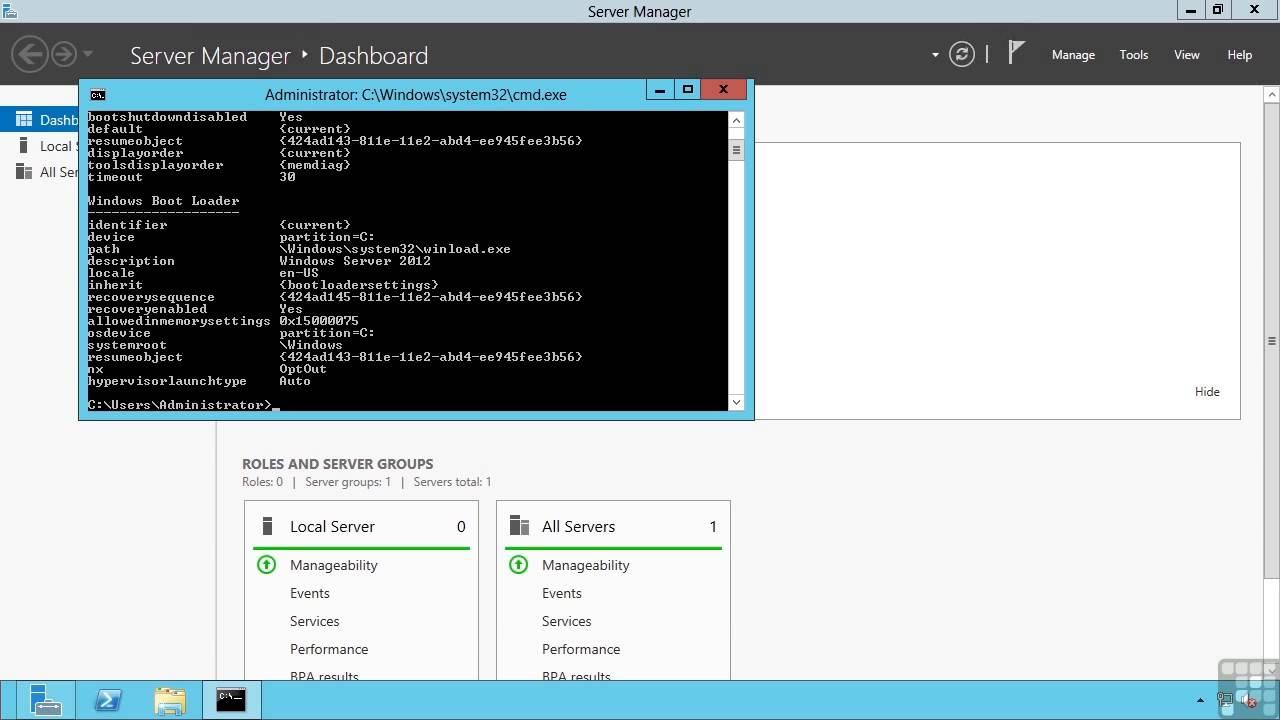 Windows Server 2012 Certification Exam 70 410 Tutorial Installing
