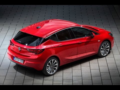 Opel Astra review, promotional video 2016