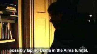 Lady Diana - Photo take in the alma tunnel before the crash