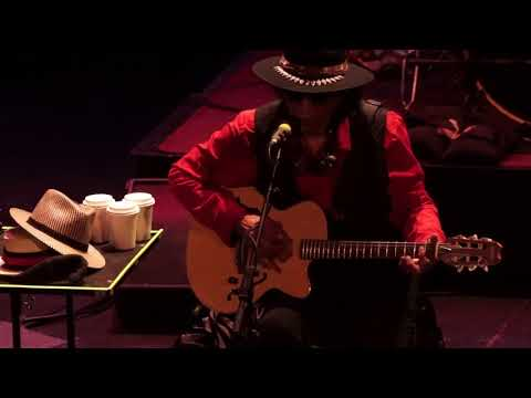 Sixto Rodriguez LIVE-  I Think Of You - Klein Memorial Auditorium - HD