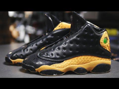 06106964150 Ewing 33 Hi AS   Air Jordan 13 Custom - Lexington Ave Review - YouTube