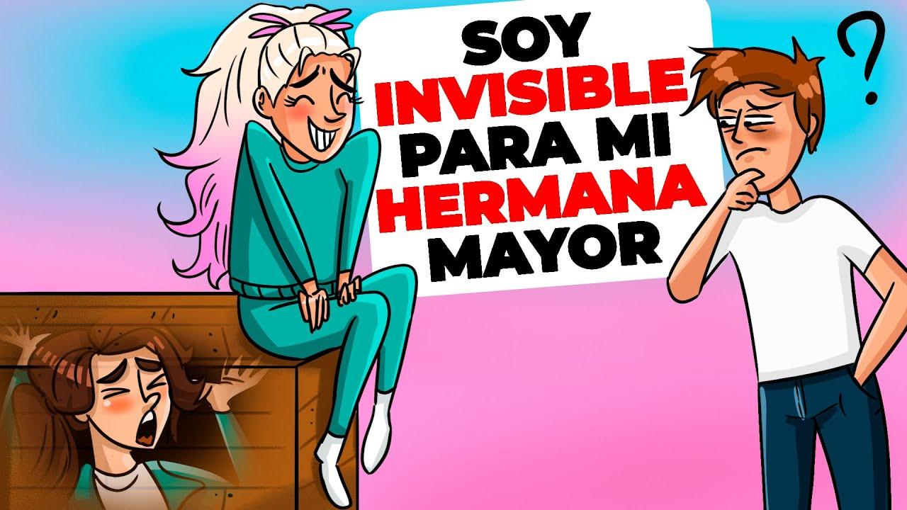 Soy invisible para mi hermana mayor | No soy nada para ella